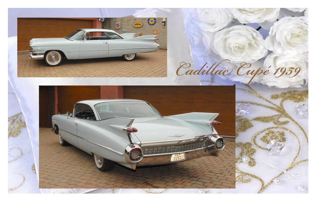 Cadillac Coupe 1959