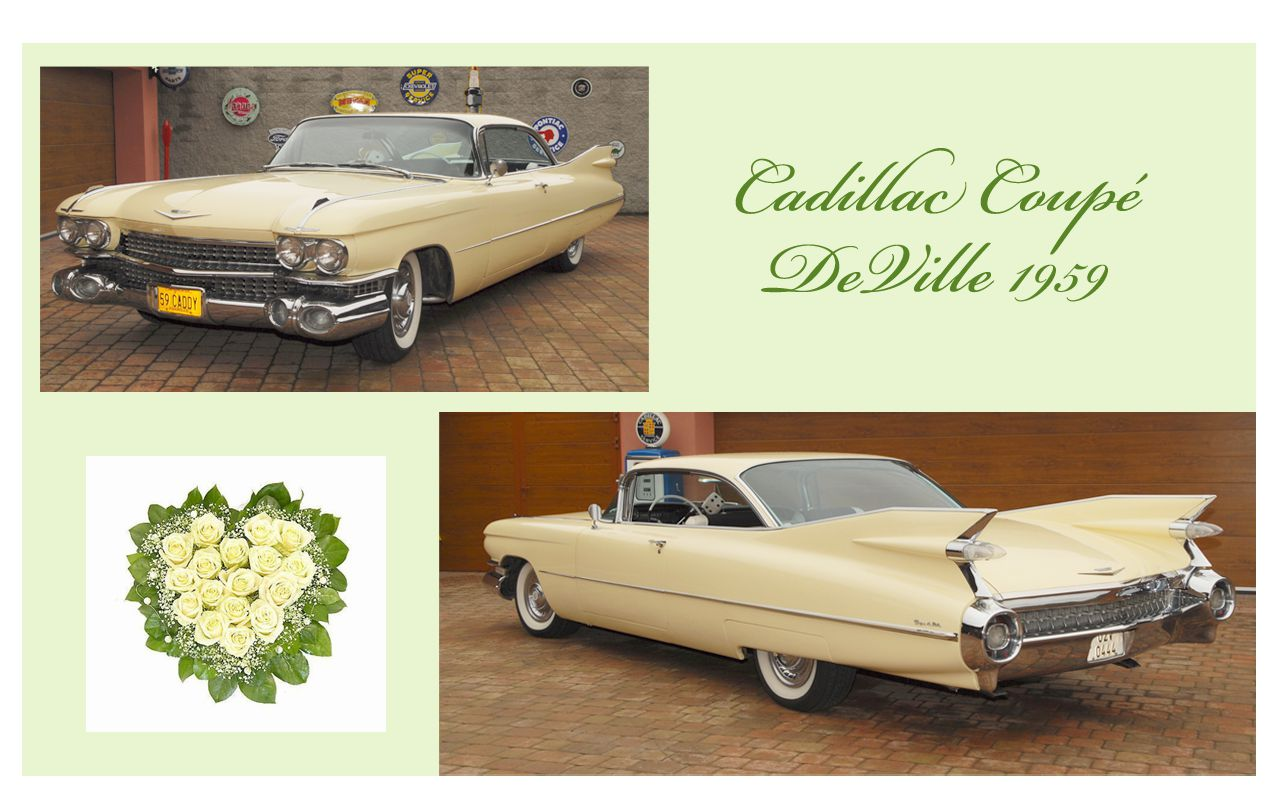 Cadillac Coupe DeVille 1959