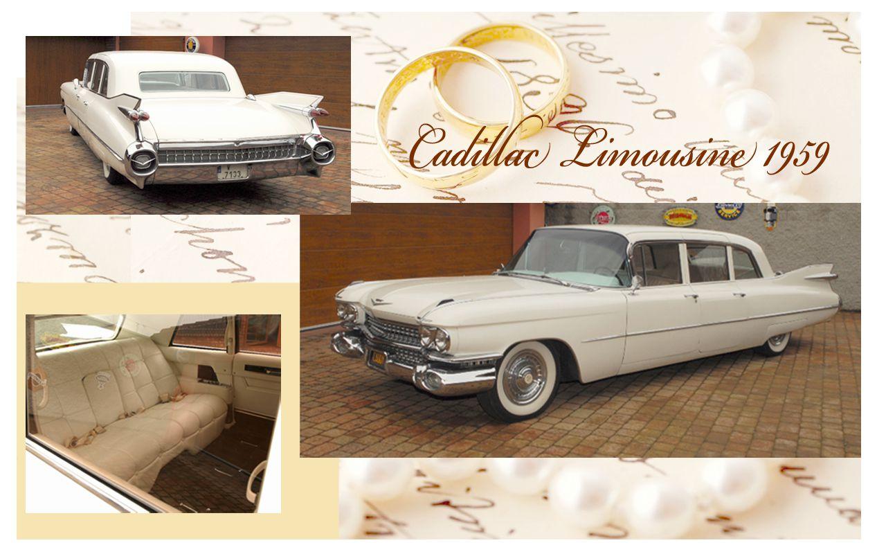 Cadillac Limousine 1959
